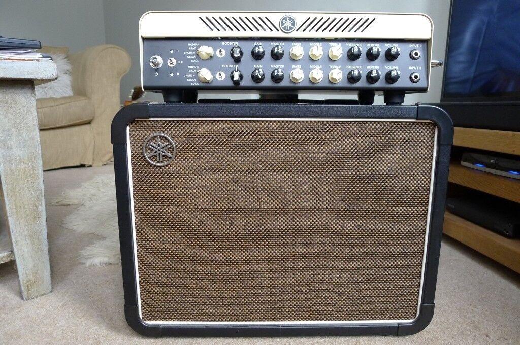 YAMAHA THR 100 DUAL GUITAR AMP 9409cce785