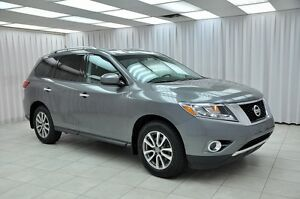 2016 Nissan Pathfinder 3.5SV 4x4 7PASS SUV w/ BLUETOOTH, HEATED