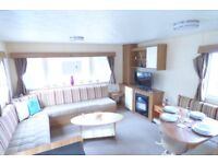 Static Caravan for sale sited 6 berth holiday home ISLE OF WIGHT Hampshire South Coast