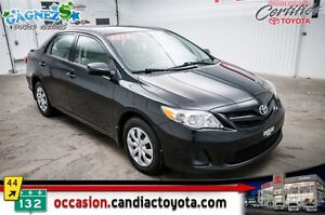 2012 Toyota Corolla CE * * AC * BLUE TOOTH *