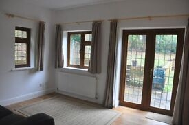 1 Bedroom flat with small patio