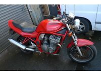 Suzuki GSF600 v Bandit Spares or repairs (A-S-K_US) Project bikes for sale. BIKE BREAKERS FIFE