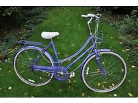 Vintage classic Raleigh Caprice with all original parts £85 ONO