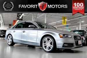 2015 Audi A4 2.0T Technik QUATTRO S Line | NAV | BACK-UP CAMERA