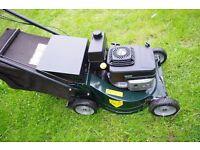 "Hayter 21"" Heavy Duty Lawnmower."
