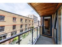 MODERN GATED BLOCK ** 1BED ** 1BATH ** PRIVATE BALCONY ** FURNISHED ** HAGGERSTON **