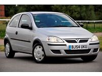 2004 Vauxhall Corsa 1.2 i 16v Life 3dr+VERY LOW MILEAGE+FREE WARRANTY+12 MONTHS MOT+JUST SERVICED