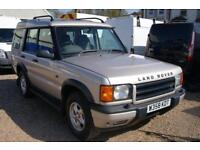 Land Rover Discovery TD5 GS 7str (silver) 2000