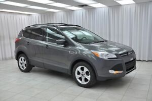 2015 Ford Escape SE ECOBOOST 4x4 SUV w/ BLUETOOTH, HEATED LEATHE