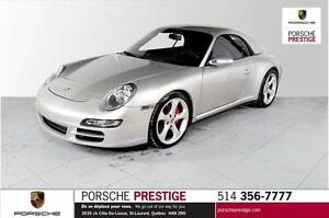 2006 Porsche 911 Carrera 4S Cab                   Pre-owned ve