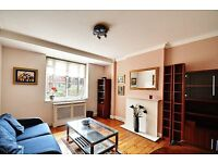 CENTRAL CHISWICK 1 BEDROOM APARTMENT ****TOP FLOOR**** FULLY FURNISHED****OFF STREET PARKING**NO DSS
