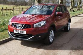 Nissan Qashqai - RED - 1.5 Diesel 78K mileage (From Warwickshire)