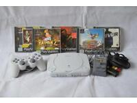 Playstation / PSOne / PS1 console & Games