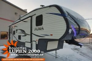 2018 Forest River PUMA 253FBS