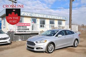 2015 Ford Fusion SE - AWD - Appearance & Luxury Package