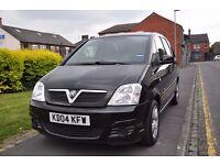 Vauxhall Meriva 1.6 i Energy 5dr (A/C)