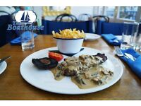 Sous Chef - Guernsey (Channel Islands) - live in available - salary depending on experience