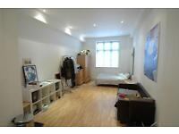 Studio flat in Aldgate East, furnished, School conversion, Henriques Lane, Available mid August 2016