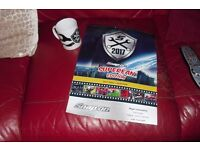 """NEW """"SNAP ON"""" 2017 WALL CALENDAR ALSO A NEW WHITE """"SNAP ON"""" MUG"""