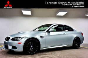 2012 BMW M3 INDIVIDUAL COMPETITION PACKAGE NO ACCIDENT