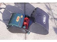 Webb 30CM Rear Roller Hand Push Lawnmower