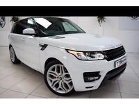 """22"""" 2016 RANGE ROVER STYLE ALLOYS WHEELS + TYRES HSE HST AUTOBIOGRAPHY DISCOVERY BMW VOGUE"""