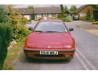 Honda Prelude 1988 Four Wheel Steer 2L