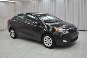 2013 Kia Rio LX GDi SEDAN w/ BLUETOOTH, HEATED SEATS & A/C