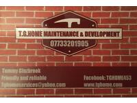HANDYMAN T.G HOME MAINTENANCE AND DEVELOPMENT