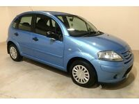 2007 CITROEN C3 DESIRE 67000 MILES TIMING BELT REPLACED BEAUTIFUL CONDITION ( FIESTA, CORSA, CLIO,