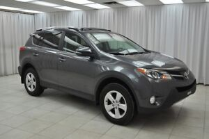 2014 Toyota RAV4 XLE AWD SUV w/ BLUETOOTH, HEATED SEATS, DUAL CL