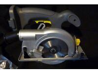 Cougar 18 v Cordless circular saw