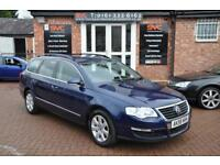 VOLKSWAGEN PASSAT 2.0 TDI SE 5d AUTO 138 BHP CAMBELT AND WATERPUMP C (blue) 2008