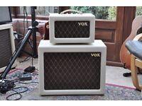 VOX AC4 Valve Tube Amplifier Head and Cabinet - Professional Bitmo Mod - SUPERB