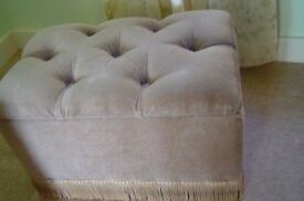 Bedroom stool