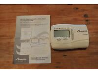 Worcester remote heating thermostat