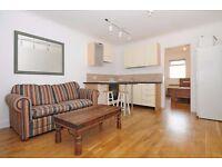 ***Excellent studio flat with separate sleeping area, Lynton Road, N8 ***