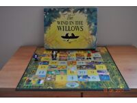 Wind in the Willows board game