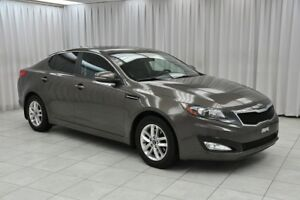 2013 Kia Optima LX GDi 6SPD SEDAN w/ BLUETOOTH, HEATED SEATS, US