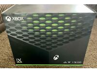 Xbox Series X - New in sealed box