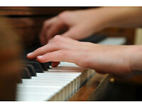 Professional Piano Lessons in North London