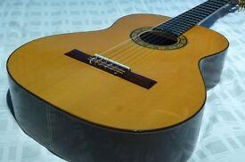 1988 Antonio Sanchez Model 1015 Classical Guitar
