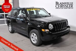 2014 Jeep Patriot SPORT!