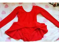 Girls dance outfit age 4-6