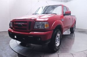 2007 Ford Ranger SPORT KING CAB A/C MAGS