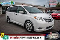 2013 Toyota Sienna V6 7 PLACES * SEULEMENT 34800kM *