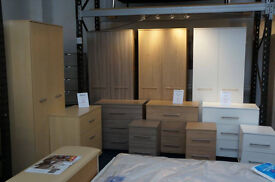 3 PIECE WARDROBE SETS IN A CHOICE OF COLOURS FOR ONLY £175.