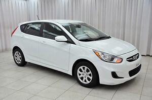 2013 Hyundai Accent GL 5DR HATCH w/ A/C, HEATED SEATS, POWER W/L