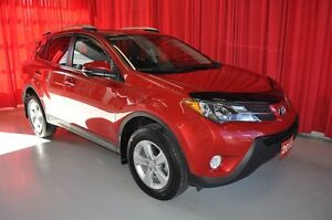 2013 Toyota RAV4 XLE FWD Sunroof - One Owner