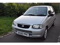 SUZUKI ALTO 1.1 GL 5DR PETROL (1 OWNER FROM NEW, LOW MILEAGE)